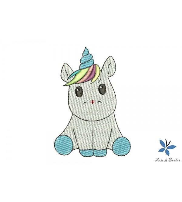 Free design Unicorn 003