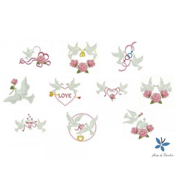 Lovebirds 002
