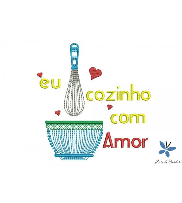I Cook With Love 001