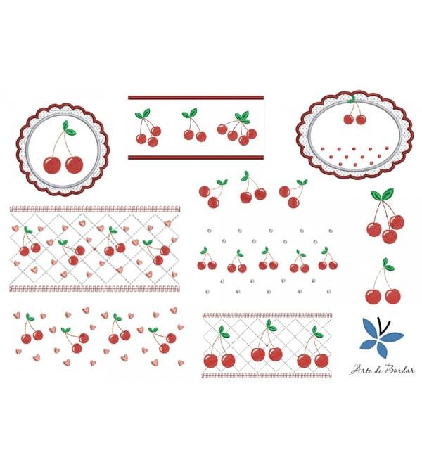 Cherries colletion 001