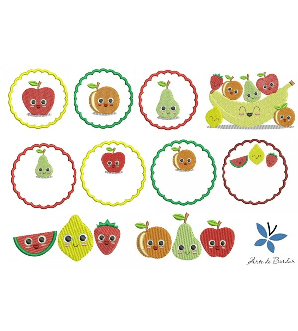 Fruits Collection 016