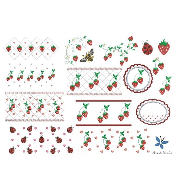 Strawberries 003