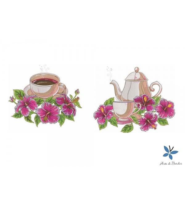 Tea set 001