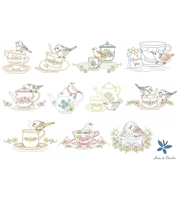 Tea set 010