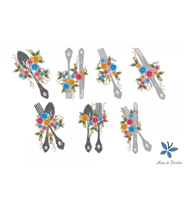 Cutlery Collection 001