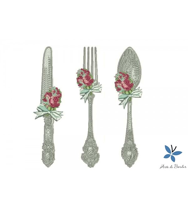Cutlery Collection 002