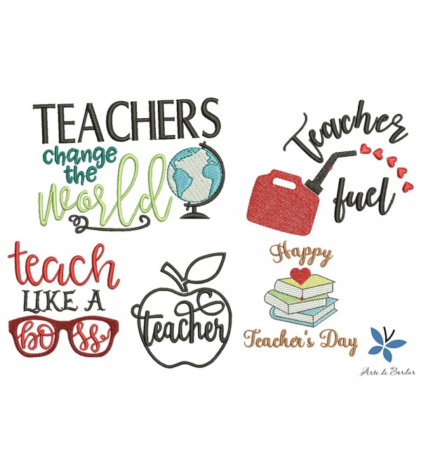 Teacher's day collection 002