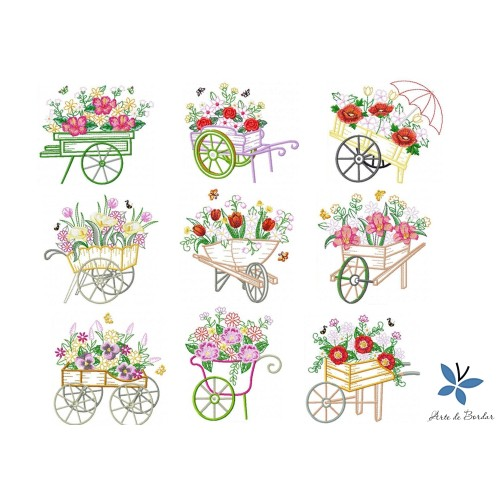 Flower Collection 009