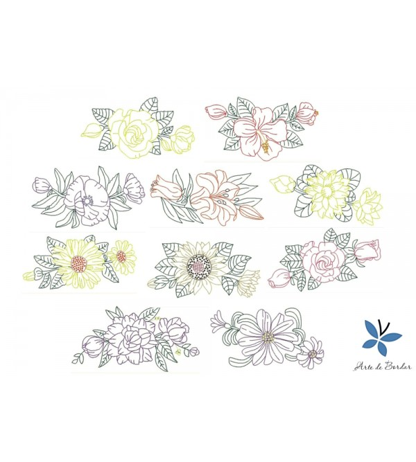 Flower Collection 005