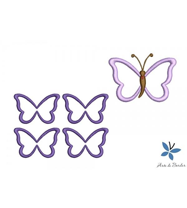 Butterfly 3D 002
