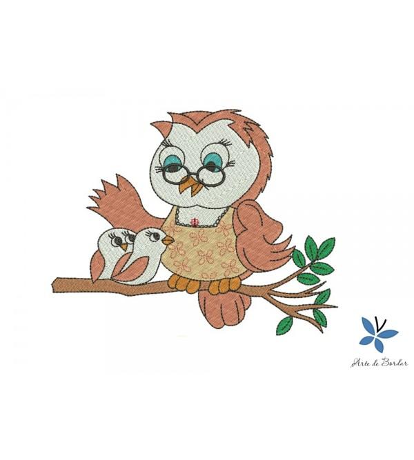 Owl 014