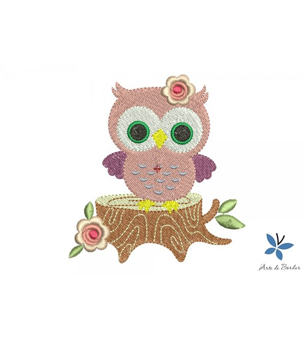 Owl 019