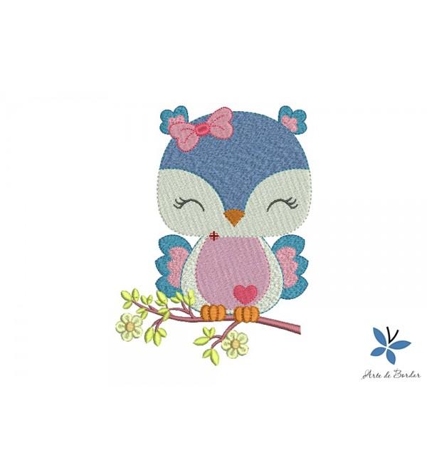 Owl 022