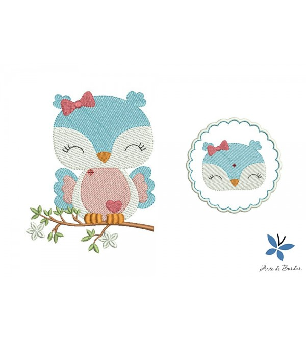 Owl Collection 001