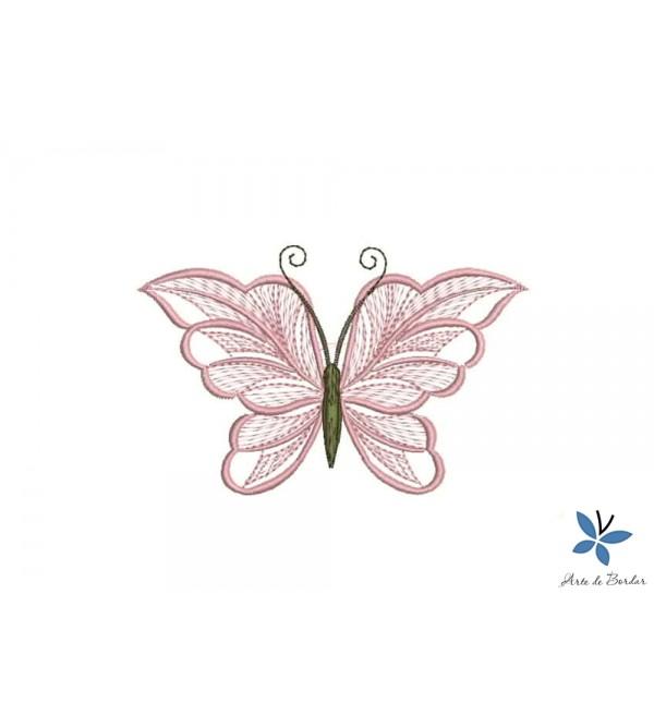 Butterfly 3D 003