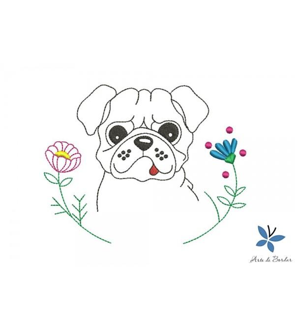 Bulldog puppy 001