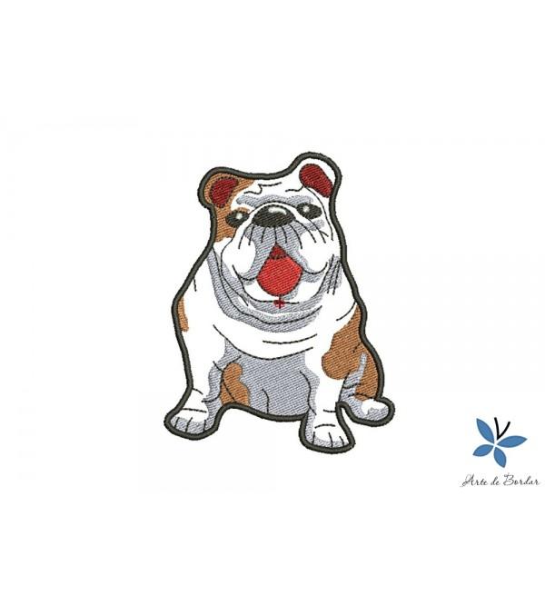 Bulldog puppy 004