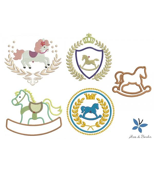 LITTLE HORSES 005