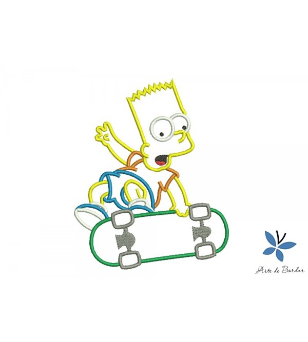 Bart Simpson 001