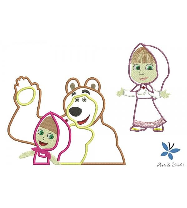 Masha and the Bear 003