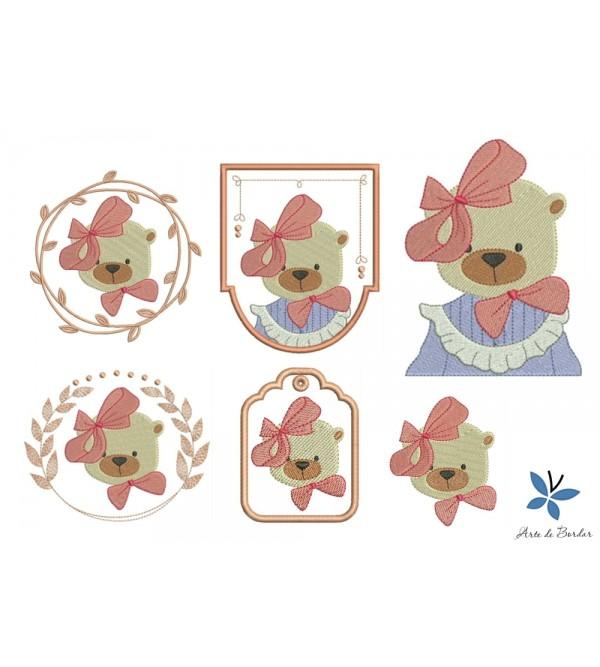 Teddy Bear Collection 052