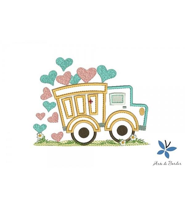 Children's Truck 001