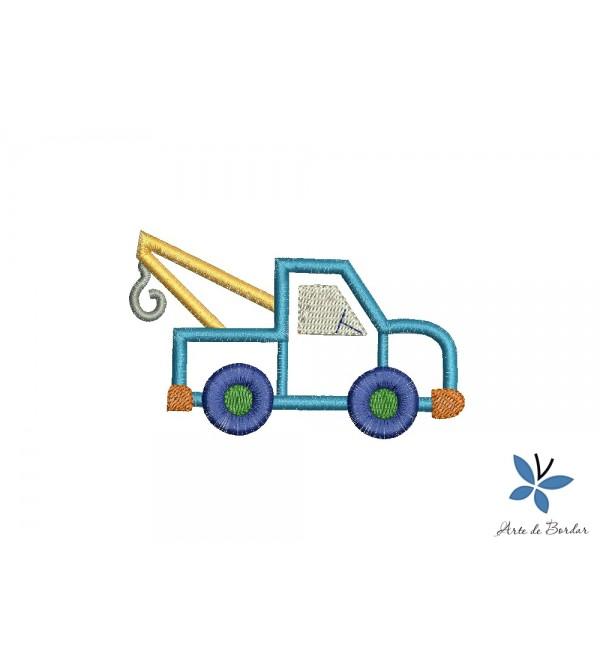 Children's Truck 004