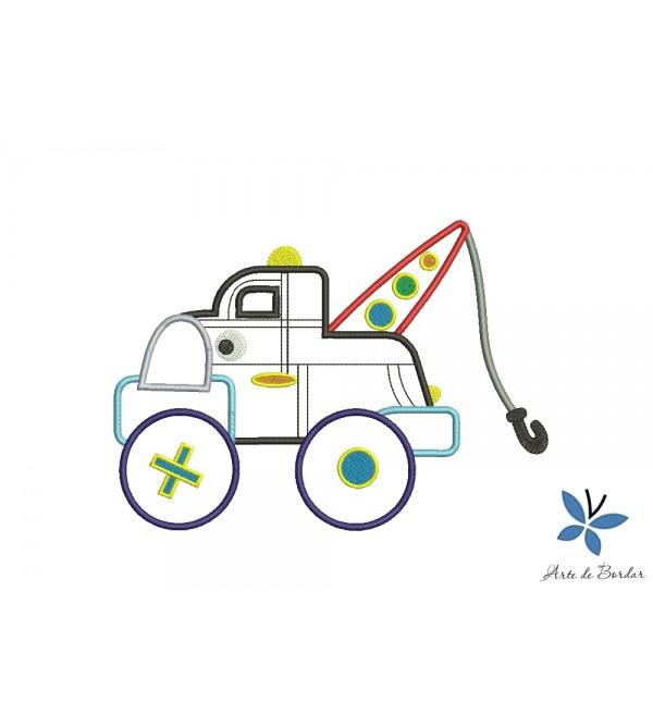 Children's Truck 005