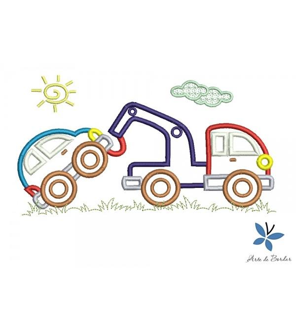 Children's Truck 006