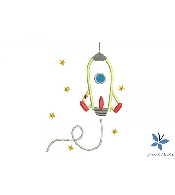 Space ship 002