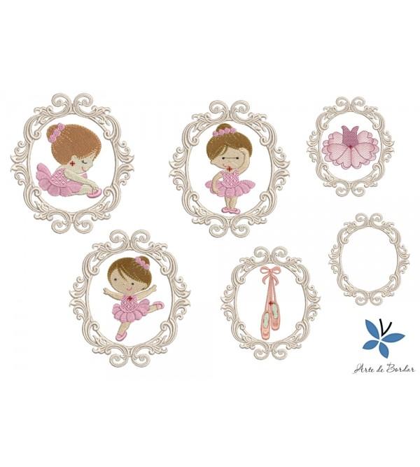 Ballerinas Collection 012