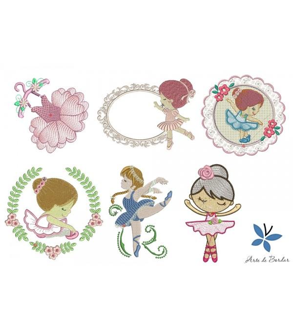 Ballerinas Collection 006