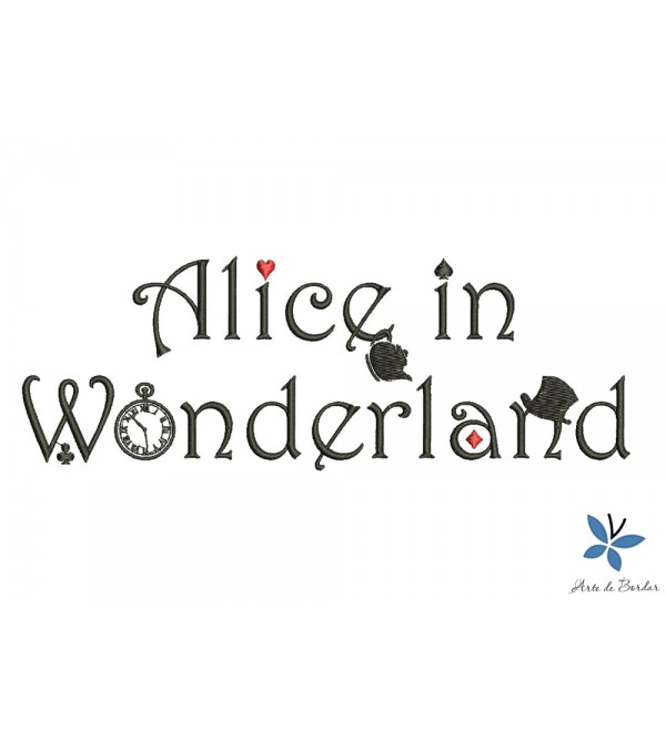 Alice in Wonderland 003