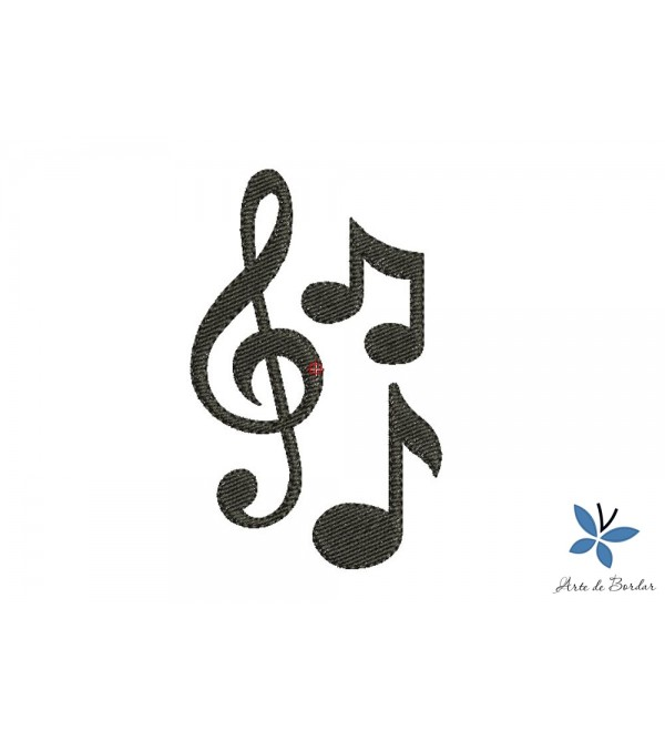 Musical notes 005