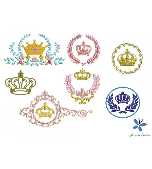 Crown Collection 002