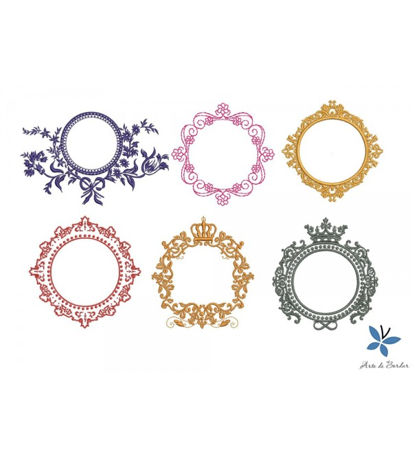 Collection of Frames 007