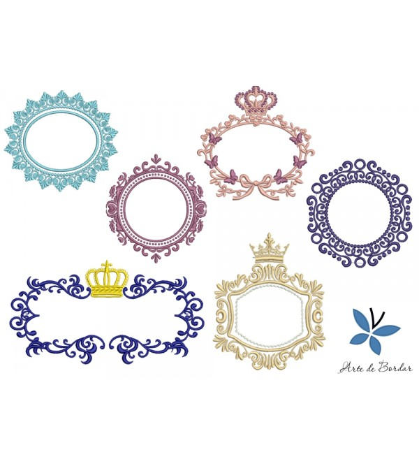 Collection of Frames 038