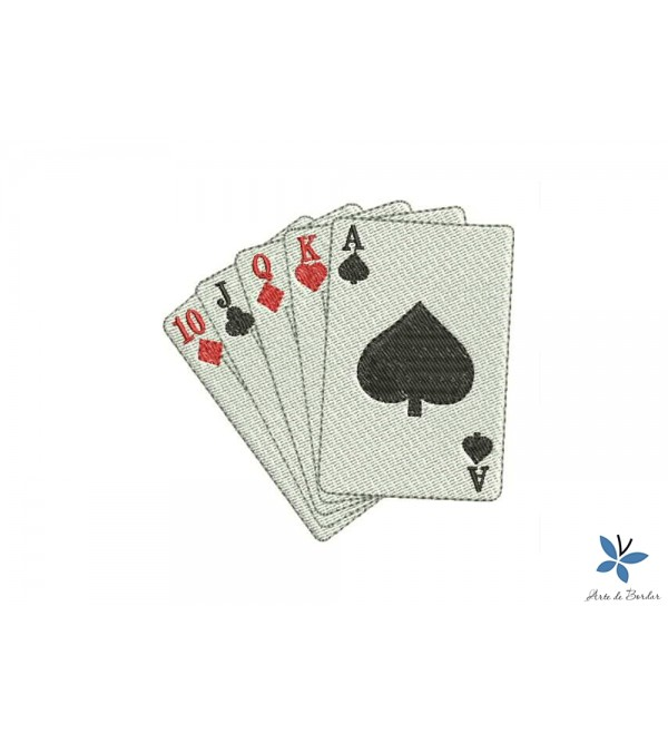Playing cards 001