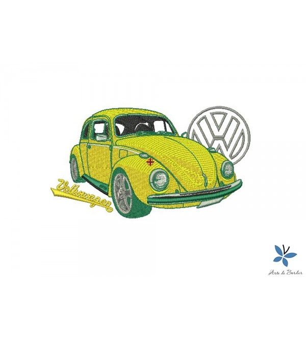 Beetle Car 001
