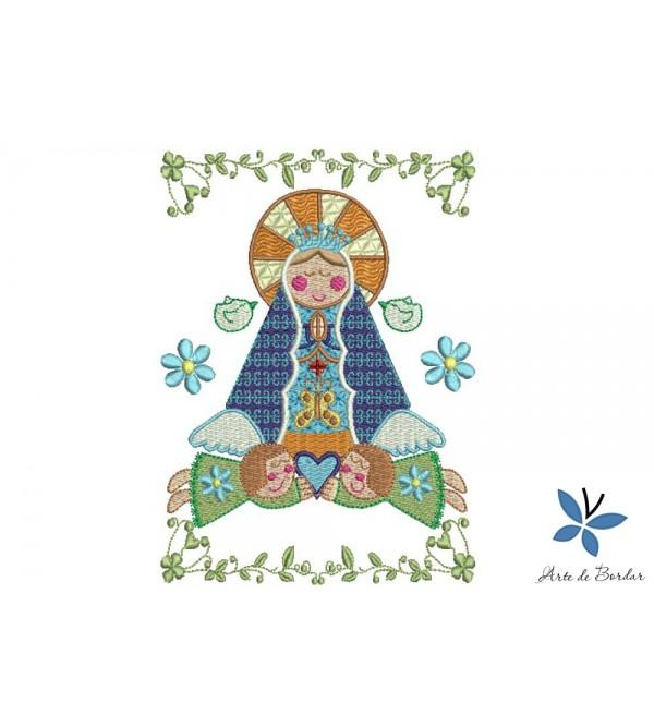 Holy Mother Aparecida 006