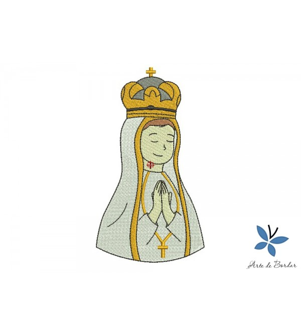 Holy Mother Aparecida 011